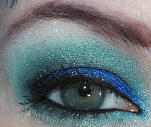 Sugarpill Minty Blues Eyeshadow by Phyrra